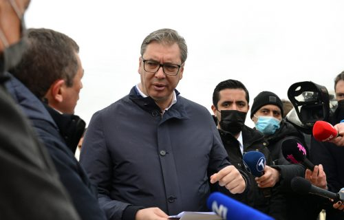 Predsednik Vučić danas u Divcima: Obilazi radove na izgradnji brze saobraćajnice Iverak-Lajkovac