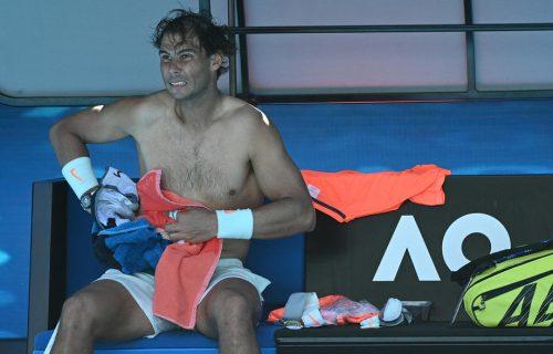 Misteriozna bolest ili nešto drugo?! Rafael Nadal otkrio sve i podigao teniski svet na noge!