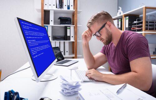 Plavi EKRAN SMRTI ponovo hara: Kriv je Windows 10 apdejt, evo kako da rešite problem