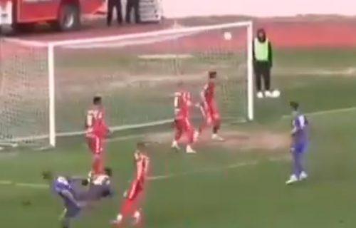 Ovo je najlepši gol Superlige: Majstorija za TV špice u režiji fudbalera Napretka (VIDEO)