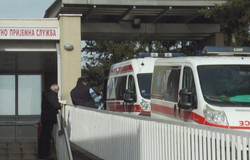 Haos u Čačanskoj bolnici: Muškarac vređao medicinske radnike, pa razlupao staklo