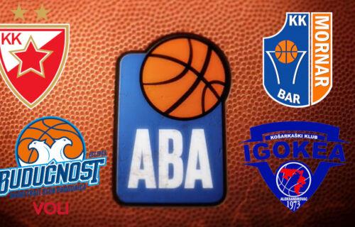 Sve je jasno! Dobro ili loše? Zvezda saznala ime protivnika u polufinalu ABA lige! (FOTO)
