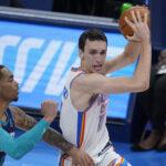 Mladi Srbin oduševio američku javnost: Aleksej Pokuševski noćas postavio dva rekorda u NBA ligi! (FOTO)
