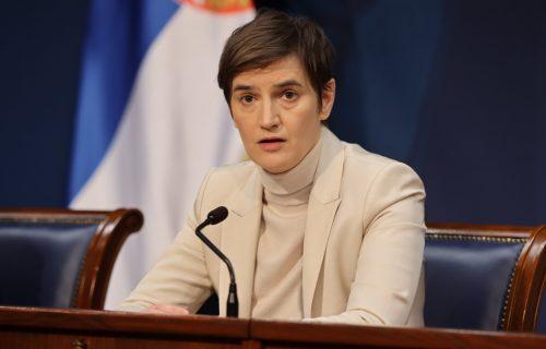 Premijerka Brnabić saopštila DOBRE VESTI: Nova novčana pomoć za jednu grupu građana