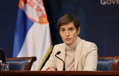 """Ana Brnabić posetila Sijarinsku banju: """"Država će nastaviti da ulaže u Jablanički okrug"""""""
