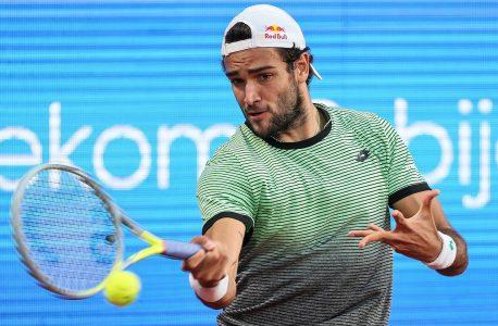 Od Beograda je neuništiv: Italijan u finalu Mastersa u Madridu!
