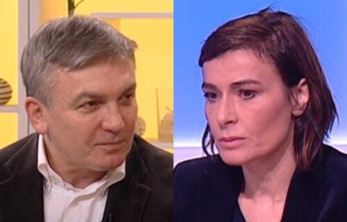 Nakon što je Prokić optužen za UZNEMIRAVANJE, Srbljanovićeva podelila SAOPŠTENJE i pokazala šta misli