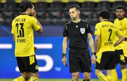 U Dortmundu ljuti na sudije: Pre sezone nam rekli jedno, sad je odjednom to pravilo drugačije?!