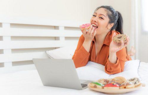 Kad god ste nervozni posežete za SLATKIŠIMA? Evo kako oni stvarno utiču na vaše raspoloženje i ORGANIZAM