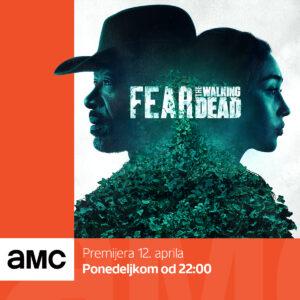 """Večeras premijera nove sezone serije """"Fear the Walking Dead"""" (FOTO+VIDEO)"""