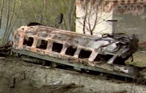 Srbi pamte jednu od najvećih TRAGEDIJA: Ovako je NATO raketirao putnički voz i ubio 55 ljudi (VIDEO)