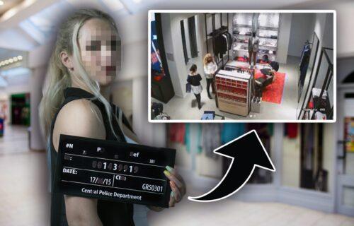 Ekspresna reakcija policije: UHAPŠENA žena koja je UKRALA 8.500 evra u tržnom centru u Beogradu