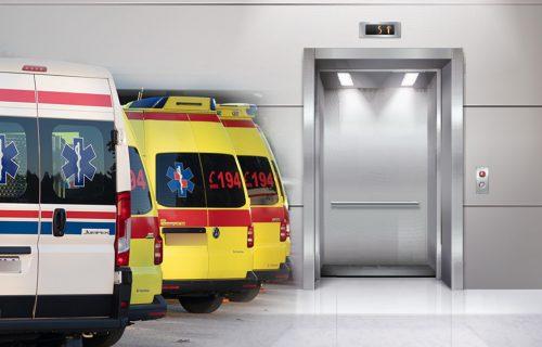 Strahota u Đakovici: Tinejdžer (16) PROPAO kroz otvor lifta na 6. spratu i ostao na mestu MRTAV