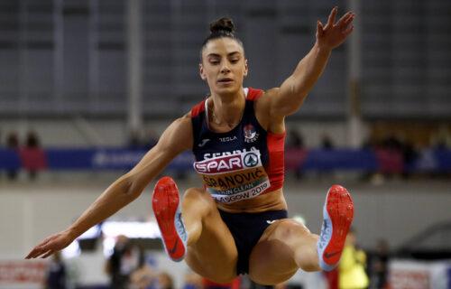 Povreda je prošlost: Ivana Španović ponovo skače kao nekada, priprema se za zlato na Olimpijadi! (VIDEO)
