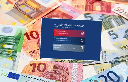 REKORDAN odziv: Do 13 časova za 60 evra se prijavilo preko MILION građana