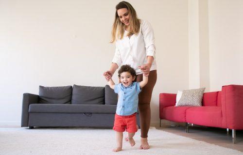 Za dete je odlično da hoda BOSO, a evo i zbog čega