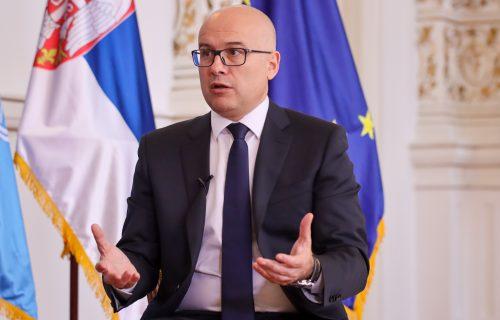 """Vučević poručio: """"Znam ko stoji iza pokušaja DESTABILIZACIJE Srbije"""""""