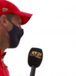 Novak u ulozi voditelja: Prvi reket sveta intervjuisao velikog prijatelja i rivala (VIDEO)