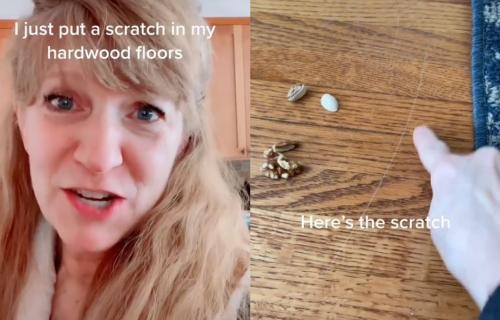 Odstranite ogrebotine sa drvenih površina uz pomoć samo jednog ORAHA (VIDEO)