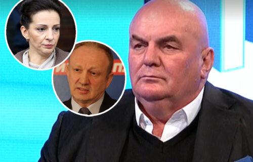 "Dragan Marković Palma izneo dokaze: ""Teško ženama koje Đilas brani"" (FOTO)"