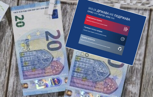 Evo ko treba, a ko ne treba da se prijavi za 20 evra: NOVAC stiže u septembru, novembru i decembru