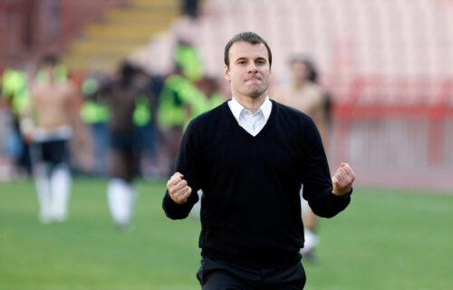 Crno-beli jure trofej, a Stanoje rekorde: Trener Partizana ide ka vrhu večne liste!