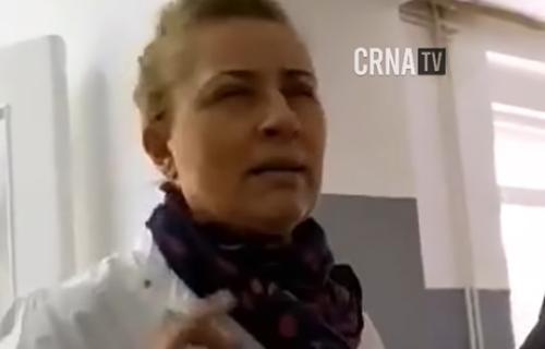 """Snimak doktorke Sanje UŽASNUO Balkan! STRAVIČNO pretila pacijentu: """"Bubnuću te, složiću te dole"""" (VIDEO)"""