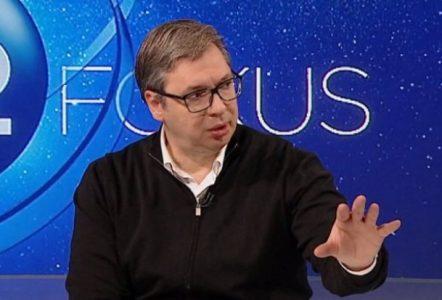 """Vučić o Janšinom """"non-pejperu"""": """"Jedina Srbija koja odgovara mnogima je bedna i opustošena Srbija"""""""