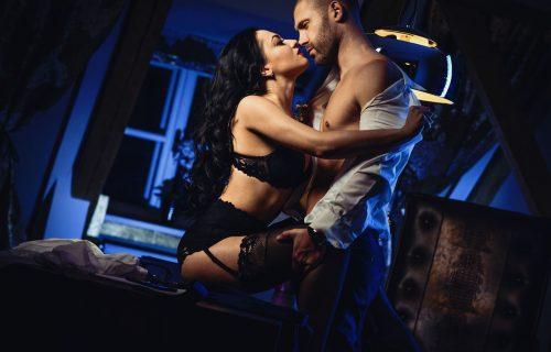 Konačno razrešena dilema: Naučnici otkrili da li vežbanje u TERETANI utiče na vođenje ljubavi