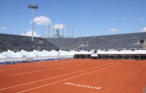 Srpski teniser saopštio da je bolestan: Odmah je odustao od turnira u Beogradu (FOTO)