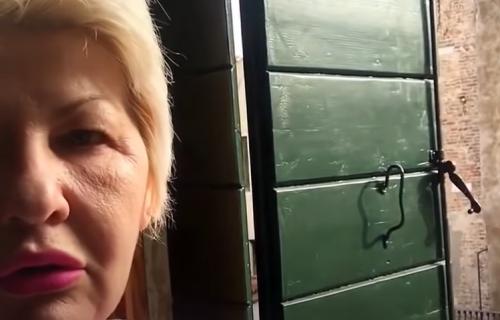"""Srpkinju """"napali"""" u Veneciji: Morala sam da spavam sa DUHOVIMA, ovde je to normalno (VIDEO)"""