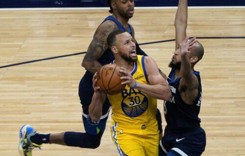 Šuterska rapsodija Stefa Karija: Plejmejker Voriorsa oborio rekord NBA lige