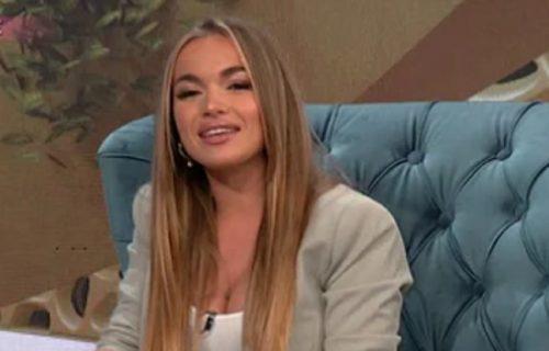 Teodora Džehverović otkrio kako je Nino REAGOVAO na njene LJUBAVNE scene sa MC Stojanom: Rekao mi je...
