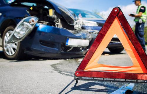 Saobraćajna nesreća na auto-putu kod mesta Batušinac: Ekipe odmah izašle na teren