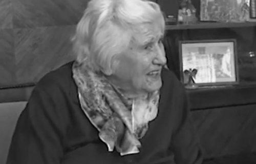 PREMINULA najstarija žena u Srbiji: Baka Nadu pre dve godine posetio i Vučić, evo šta joj je tada rekao