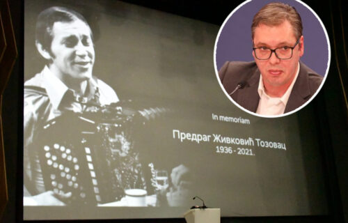 Izgubili smo velikog umetnika: Predsednik Vučić poslao telegram SAUČEŠĆA porodici Tozovac