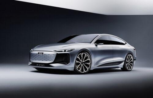 Limuzina budućnosti: Predstavljen Audi A6 E-Tron (VIDEO)