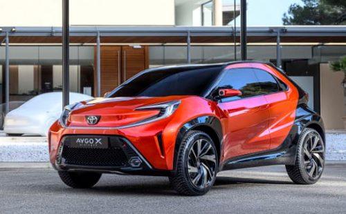Toyota pomera datum predstavljanja novog gradskog auta koji će pojavom šokirati sve (FOTO)