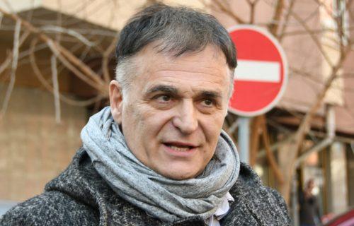 """Popili piće, pa napustili lokal: Lečić """"uhvaćen"""" u javnosti sa NAJDRAŽOM GLUMICOM"""