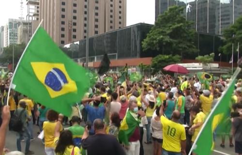 "Stravične PRETNJE građanima: Bolsonaro spreman da izvede vojsku na ulice, želi da ""zavede red"" (VIDEO)"