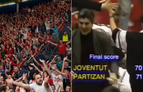 Zvezdaši čestitali Partizanu godišnjicu osvajanja Evrolige, odmah je usledio prejak odgovor! (VIDEO)