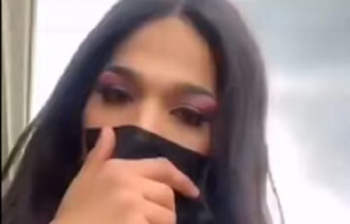 Dobacivao i zviždao za simpatičnom devojkom, a onda je opasno zažalio (VIDEO)