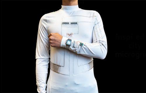 Elektronika puna ZNOJA: Ova majica ima specijalnu namenu (VIDEO)