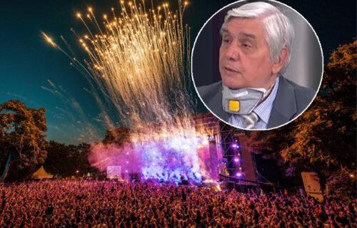 Dr Tiodorović OTKRIO da li će se održati Exit Festival: Naglasio je jednu BITNU stvar