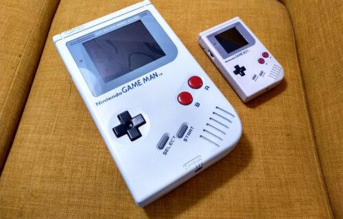 Kad porastem biću Game Man: Ogromna konzola hit na internetu, svi žele da je ODŠTAMPAJU