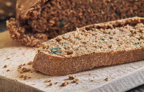 Hleb za kandidu bez kvasca