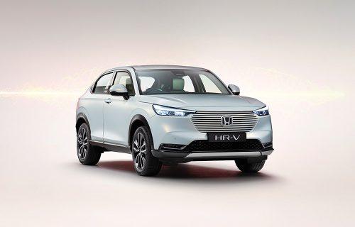 Honda HR-V: Hibridni crossover za evropsko tržište (VIDEO)