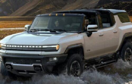 Zver na točkovima: Predstavljen novi Hummer EV SUV, jedna promena iznenadila je sve