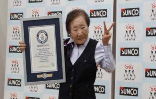 Ginisova rekorderka: Ovaka baka ima 91 godinu i još obavlja posao MENADŽERKE kompanije