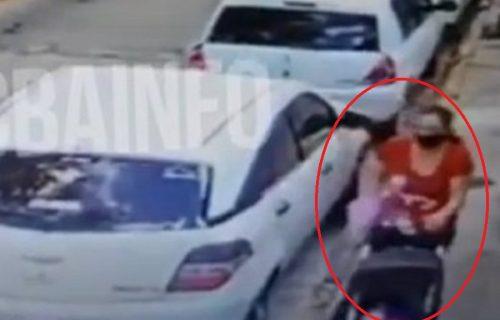 Kako je nije sramota? Šetala sa bebom u kolicima, a onda učinila nešto što je mnoge razbesnelo (VIDEO)